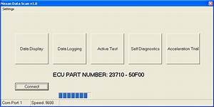Nissan Ecu Diagnostic Software