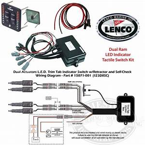 Lenco Trim Tabs Wiring Diagram