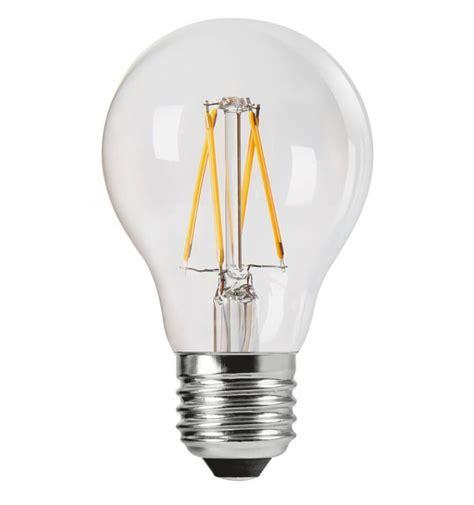 Aus Glühbirnen by E27 Gl 252 Hbirne Led 4w Durchsichtig Glas Warmwei 223