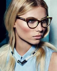 Moderne Brillen 2017 Damen : les lunettes sans correction un accessoire top comment choisir son mod le ~ Frokenaadalensverden.com Haus und Dekorationen