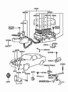 1992 Hyundai Sonata Diode   2p    Santa  Electrical