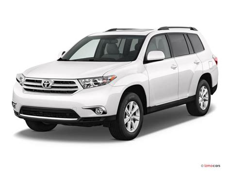 Price Of Toyota Highlander by 2011 Toyota Highlander Prices Reviews And Pictures U S