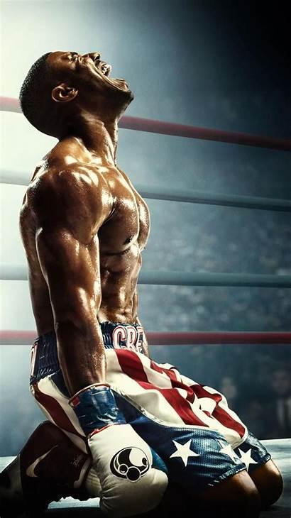 Creed Jordan Wallpapers Michael Rocky Balboa Phone