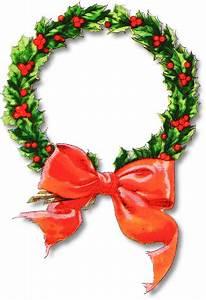 Free Christmas Wreath Clipart Public Domain Clip Art 7 ...
