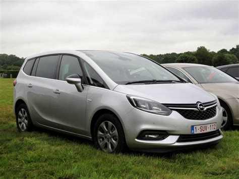 opel zafira c tourer opel zafira technical specs fuel consumption dimensions