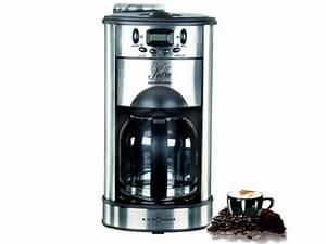 Kaffeemaschinen Test 2012 : bob home 2587 kaffeemaschine mit mahlwerk edelstahl 1000 ~ Michelbontemps.com Haus und Dekorationen