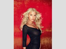 Jessica Simpson In A See Through Dress celebrityslipscom