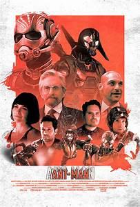 Ant-Man by Dakota Randall - Home of the Alternative Movie ...