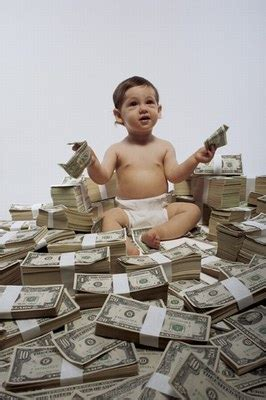 viel taschengeld benoetigt ihr kind gofeminin