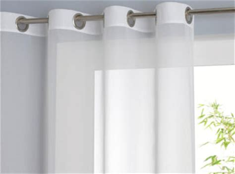 hauteur fenetre cuisine voilage pour baie vitrée