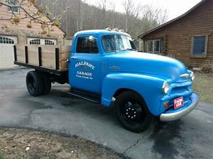 1954 Chevrolet 3800 1 Ton Dump Truck For Sale