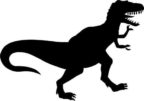 stickers muraux dinosaure geant silhouette grand 170cm t rex dinosaure autocollant mural vinyle en 5 tailles ebay
