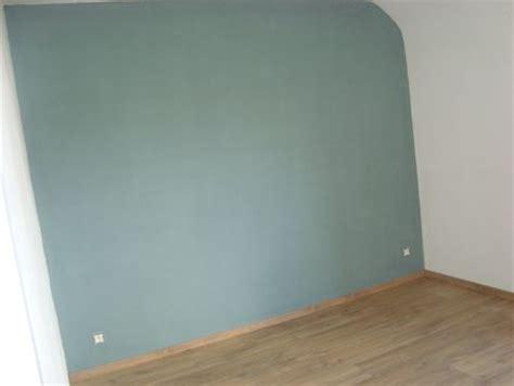 peinture chambre vert et gris de la couleur la maison de lilie et greg
