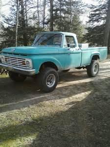 Ford 4x4 Trucks