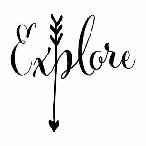 explore arrow wall decal post grad livin39 pinterest With decal lettering styles