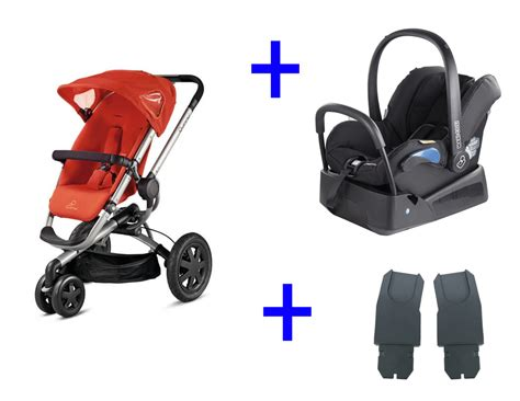 Quinny Buzz 3 Travel System Bubs N Grubs