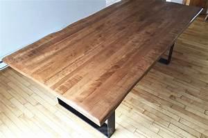 Table De Cuisine En Bois : table en bois table basse et pliante ~ Teatrodelosmanantiales.com Idées de Décoration