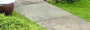 Terrassenplatten Verlegen Auf Splitt : terrassenplatten terassenplatten steinplatten terrassenbau ~ Michelbontemps.com Haus und Dekorationen