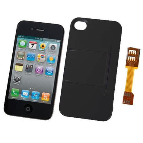 iphone 4s sim card size micro sim adapter and stand for iphone 4s 4