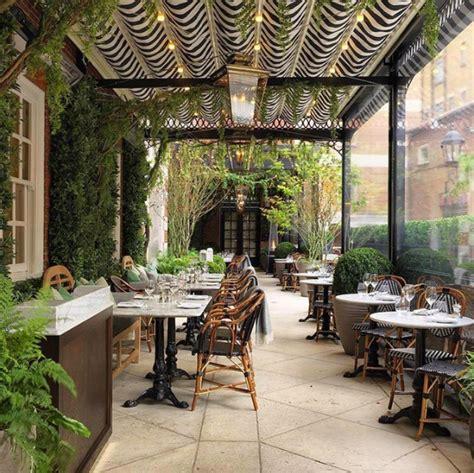 Kitchen Conservatory Ideas - london s best restaurants for al fresco dining londonist