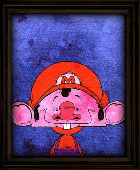 Awesome Super Mario Bros Fan Art 97 Pics