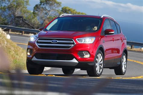 2019 Ford Escape To Get Plug-in Hybrid, Plus Expedition
