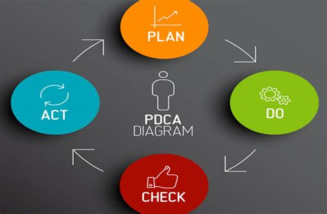 the plan do check act cycle free management books