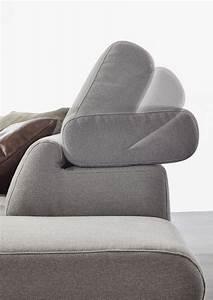 Canapé 4 Places Cuir : dreamline canap d 39 angle cuir design 4 places assise r glables ~ Teatrodelosmanantiales.com Idées de Décoration