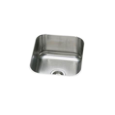 dual mount stainless steel kitchen sink elkay signature plus dual mount stainless steel 18 in 0 9628