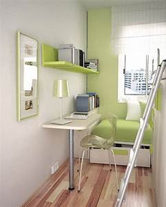 Small space design ideas for your teens room alan and for Small space design ideas