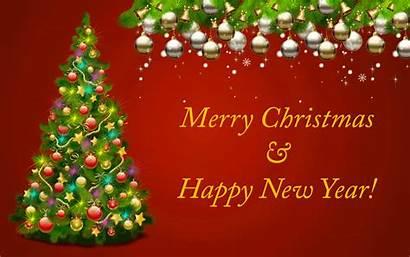 Christmas Merry Happy Holidays Card
