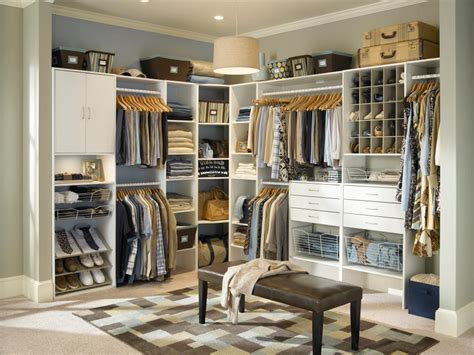 Bedroom Closet Ideas And Options Hgtv