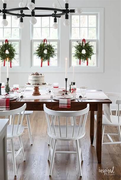 Dining Decorating Inspiredbycharm Holiday Inspiration Creative Decorations