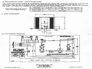 Coleman Heat Pump Manual Start Wiring Diagram