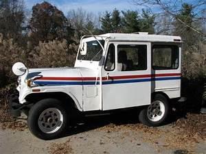 Dj5 Postal Jeep