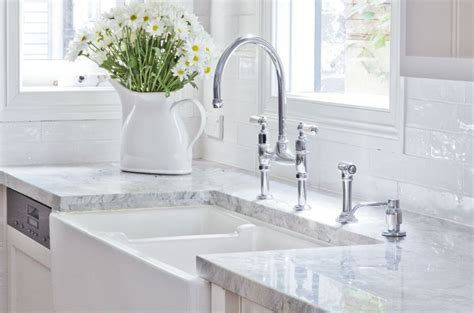 rohl perrin  rowe bridge ionian kitchen faucet  side