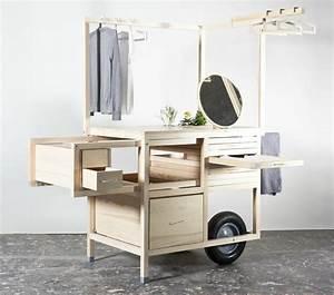 Verkaufsstand Selber Bauen : homeless furniture when design goes nomad multifunctional m bel verkaufsstand und furniture ~ Orissabook.com Haus und Dekorationen