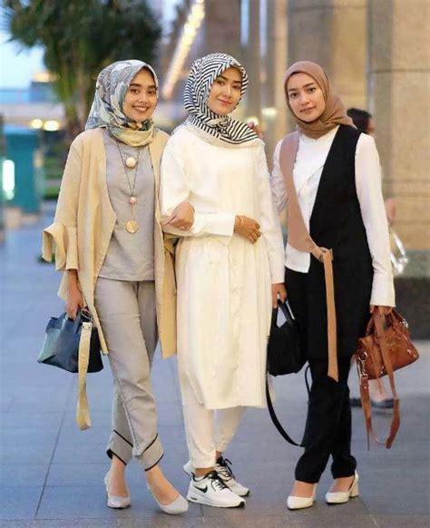latest stylish hijab fashion trends