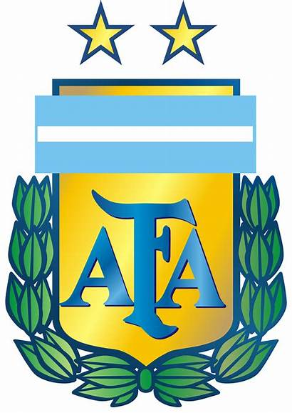Argentina Escudo Afa National Football Team Soccer