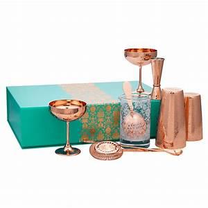 Kit A Cocktail : deluxe martini gift set elyx boutique ~ Teatrodelosmanantiales.com Idées de Décoration