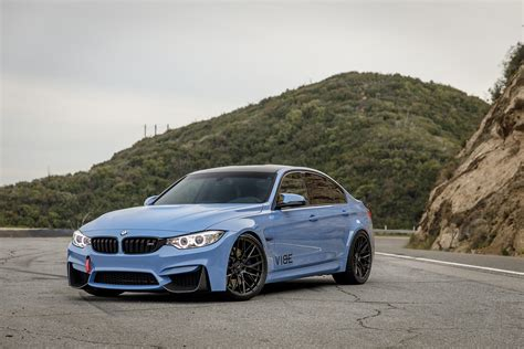 yas marina blue bmw m3 gets new shoes