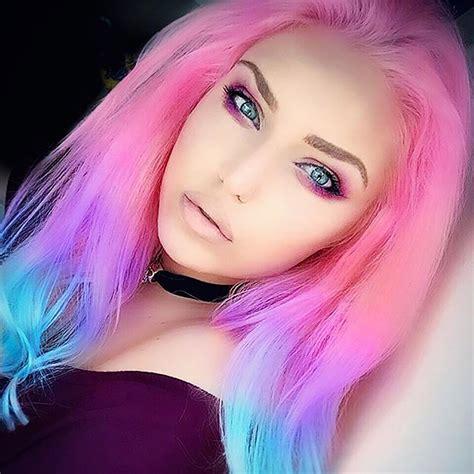 pastel hair hair color