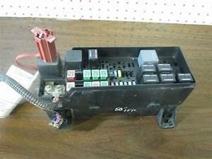 Ts5  05 Chrysler Pt Cruiser Fuse Box Power Distribution