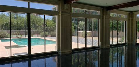 All Glass Sunroom by Glass Sunroom Or All Glass Patio Enclosure Arizona