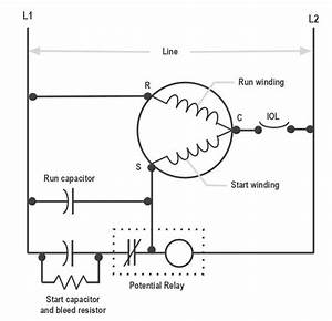 Second Starter Relay Wiring Diagram