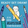 Ready Set Draw-ish! Peter H. Reynolds' THE DOT - KidLit.TV