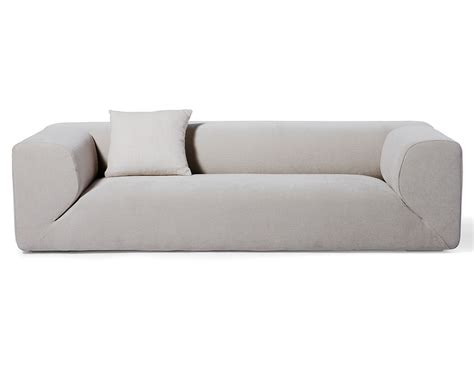 Nella Vetrina Mambo Luxury Italian Sofa Upholstered In