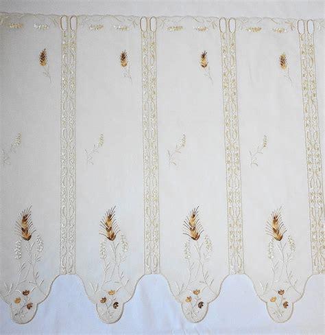rideaux cuisine brise bise rideau brise bise au mètre