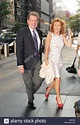 Regis Philbin and Joy Philbin out and about in Manhattan ...