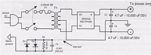 Tda1514 40 Watt Audio Amplifier Circuit